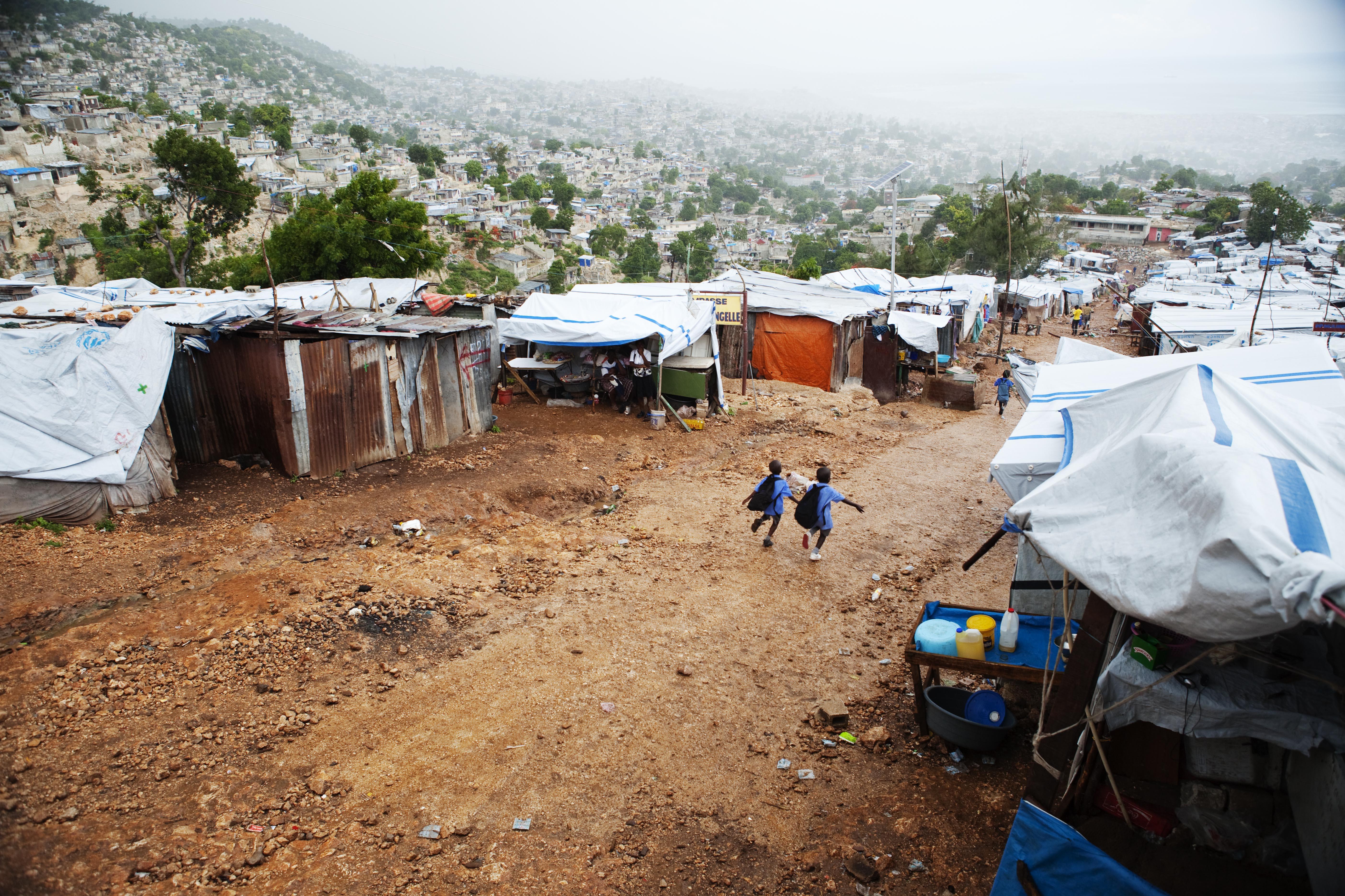 Como Es Vivir En Haiti haití: la ayuda humanitaria internacional a examen