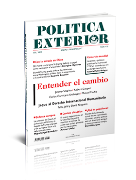 estudios de politica exterior grupo editorial de
