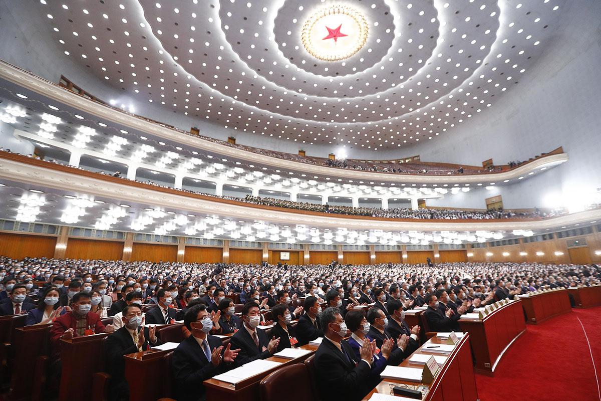 China apuesta por la estabilidad social a cualquier precio