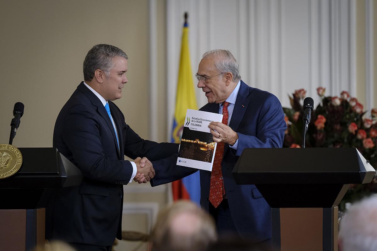 Colombia en la OCDE: oportunidad de desarrollo y gobernanza