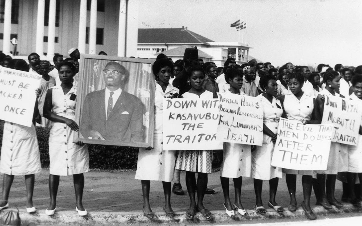 Lumumba: el asesinato más importante del siglo XX