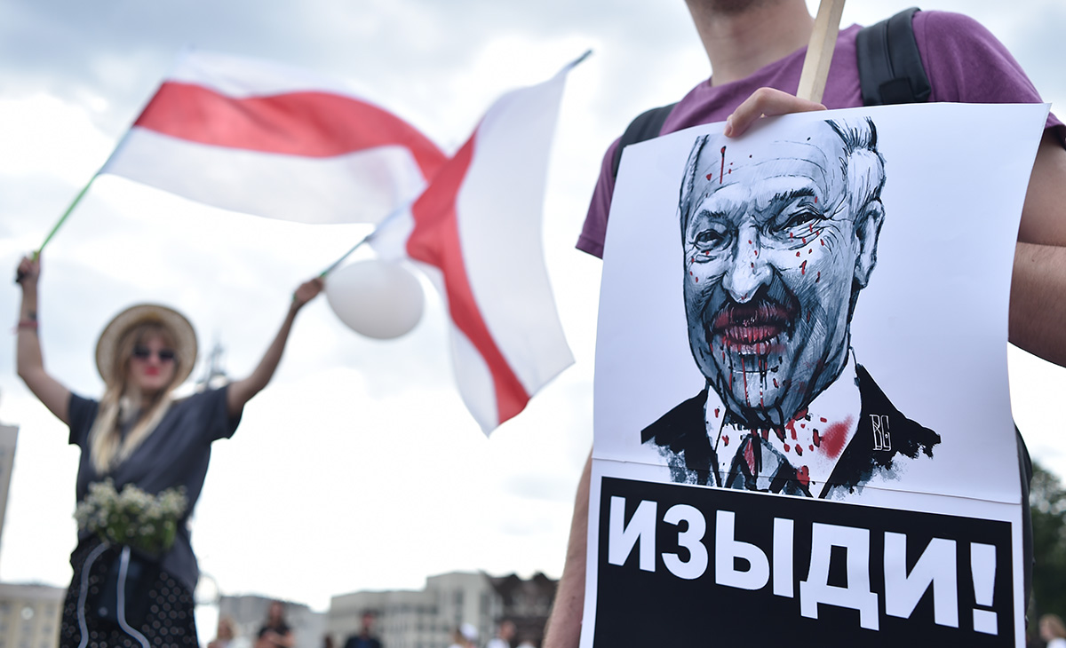 Bielorrusia no es Ucrania (ni Armenia)