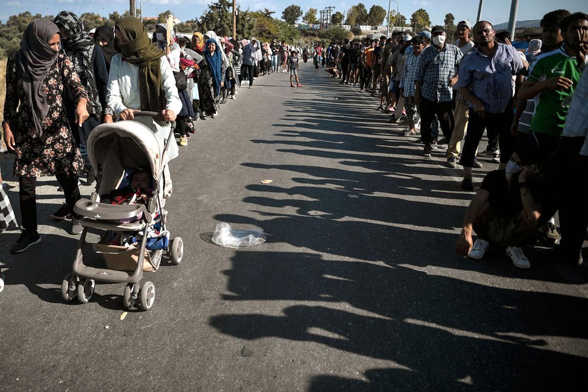 Agenda Exterior: pacto migratorio europeo