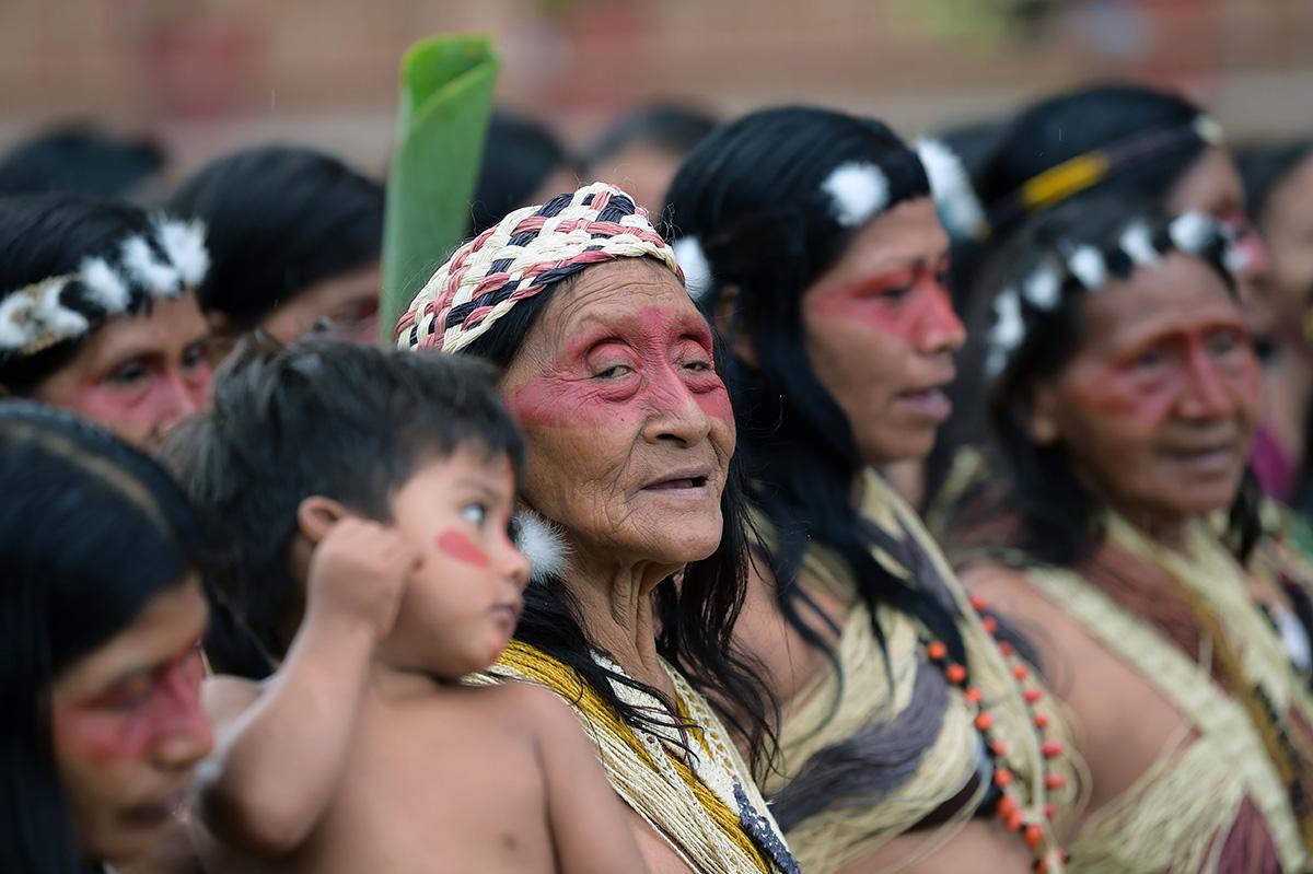 Movimientos indígenas: ¿Iza, 'outsider' en Ecuador?