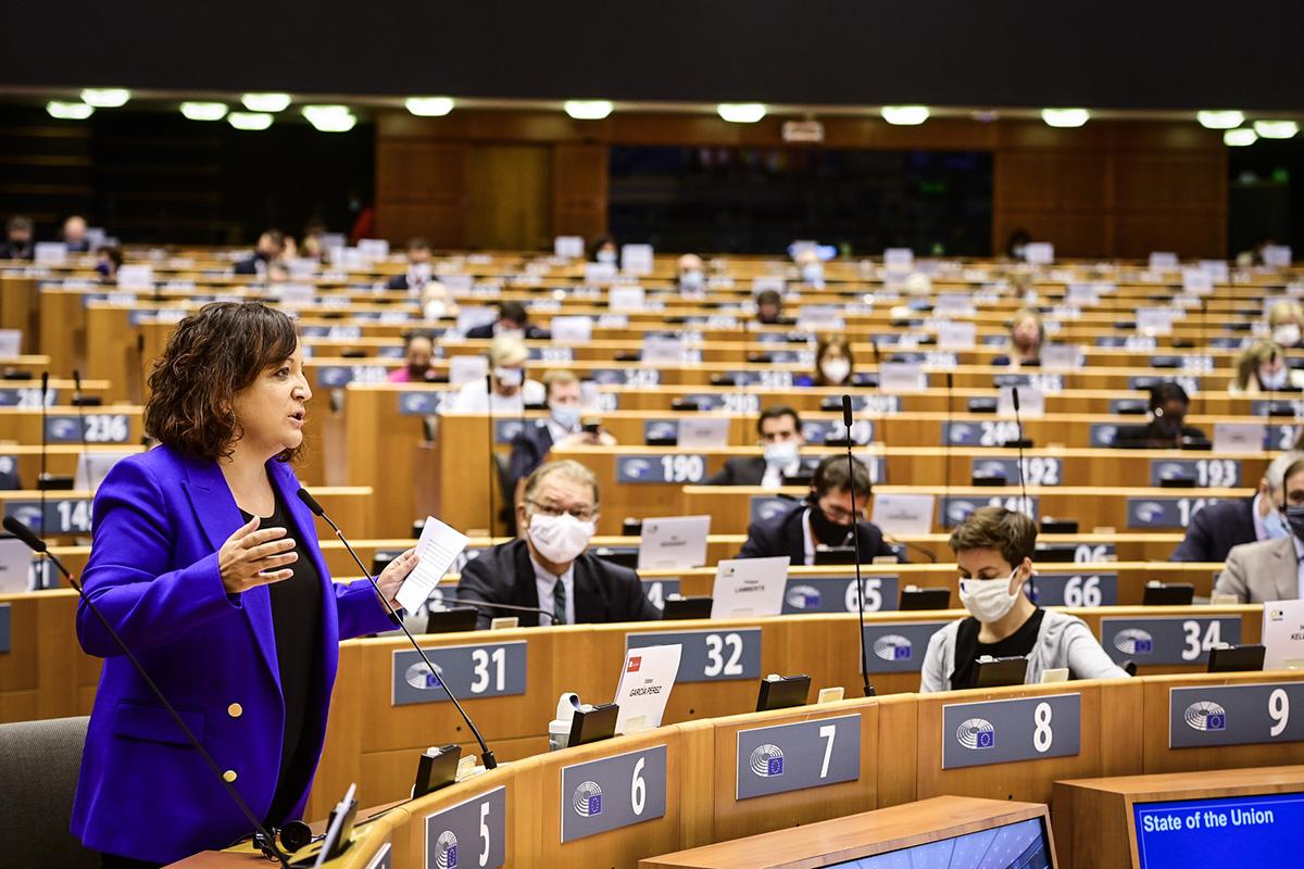Por una Europa sostenible con el medio ambiente y con las personas