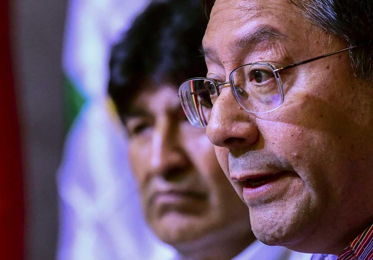 Pasado, presente y futuro de la democracia en Bolivia
