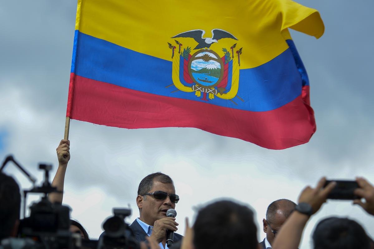 Correísmo y anticorreísmo, eje electoral en Ecuador
