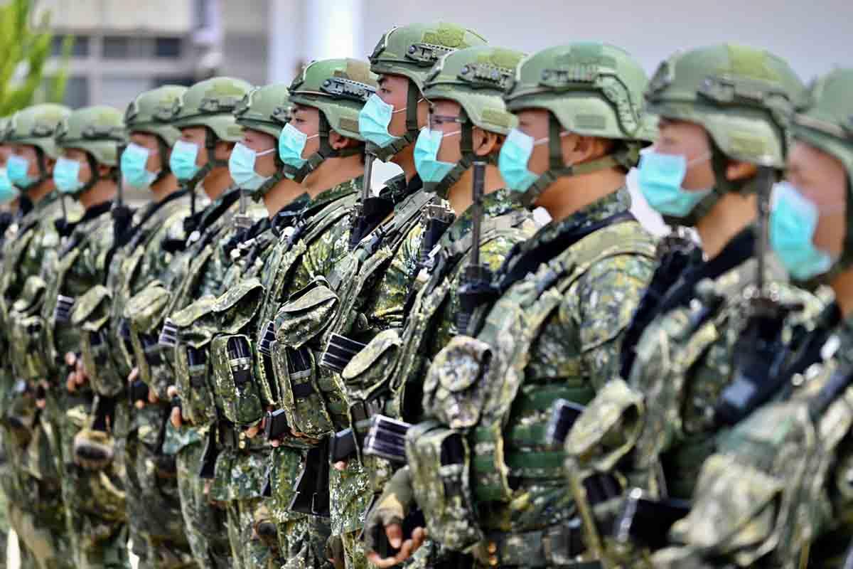 Ruleta rusa en el estrecho de Taiwán