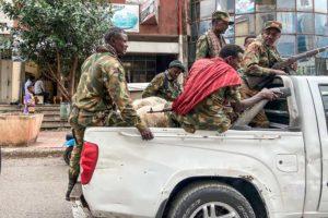 guerra en etiopía