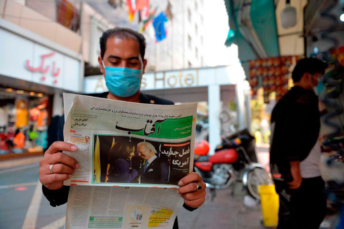 Oriente Próximo espera un cambio con Biden