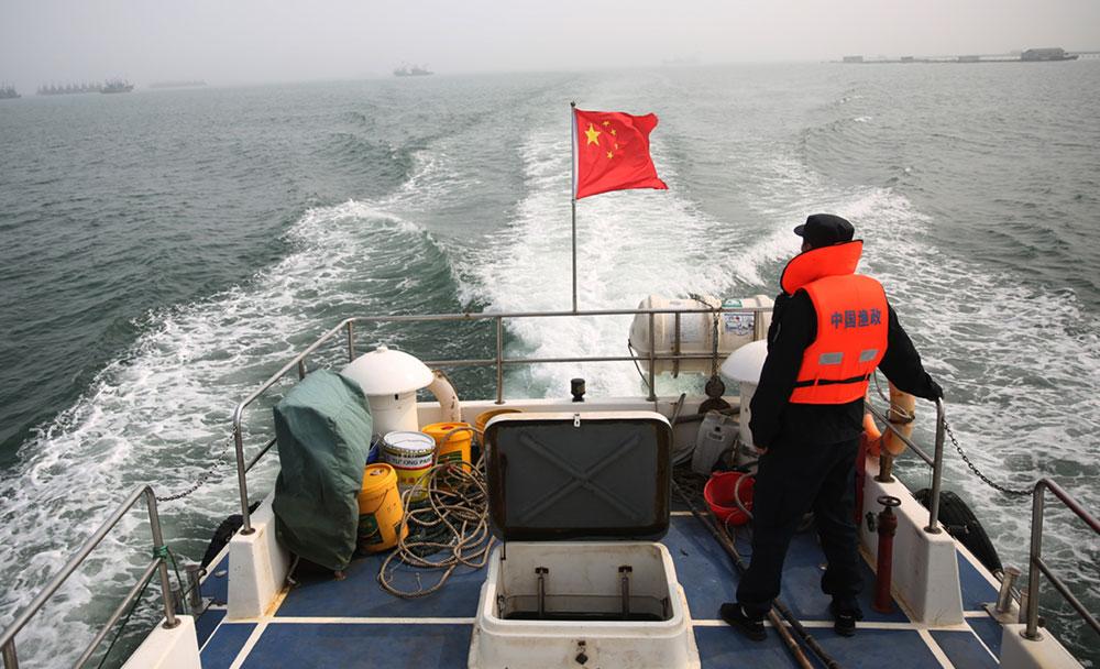 La flota pesquera china, corsarios del siglo XXI