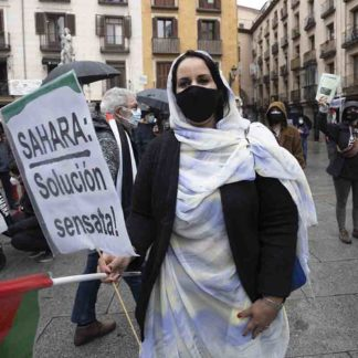 protest-madrid-free-sahara