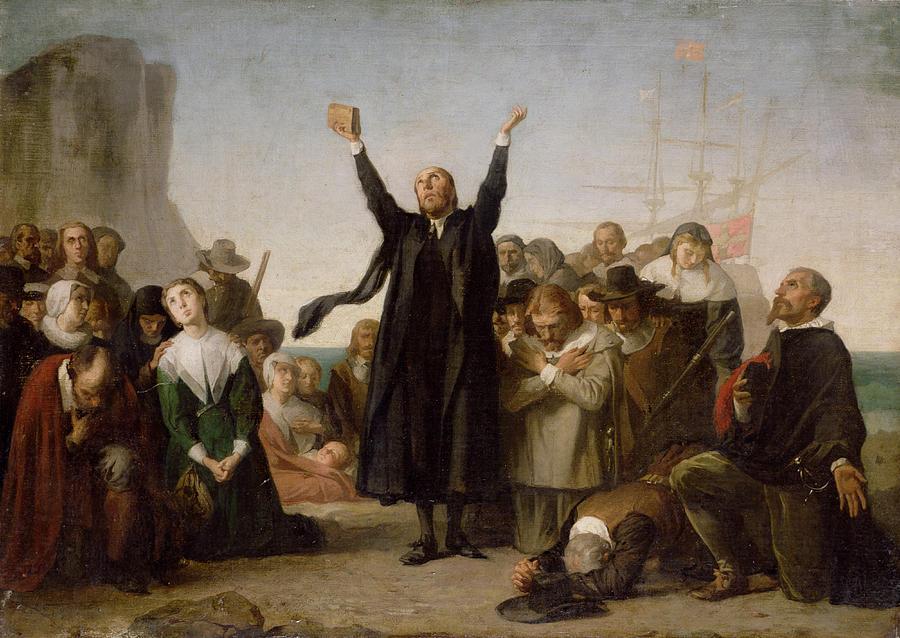 puritanos estados unidos