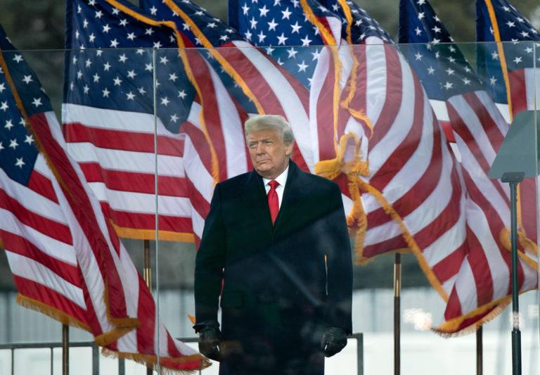 obituario político Trump