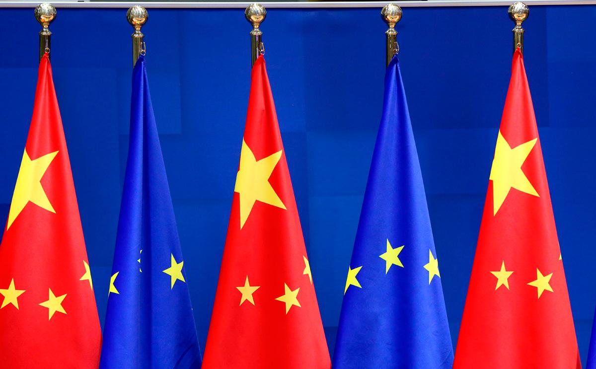 La maniobra europea con China