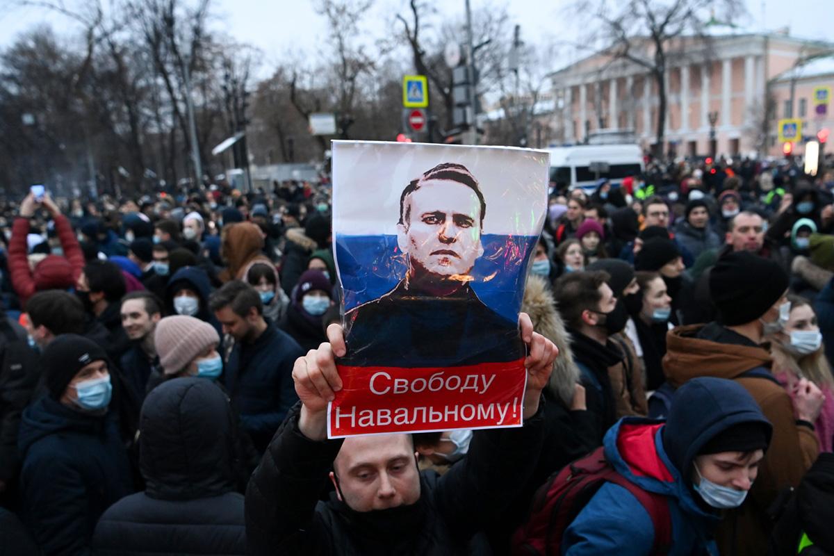 Protestas rusas en la era de la transparencia online