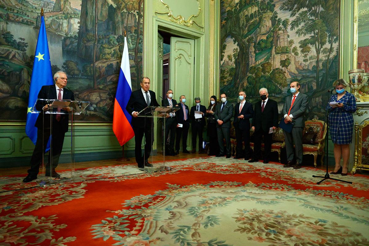 Agenda Exterior: Rusia y la UE