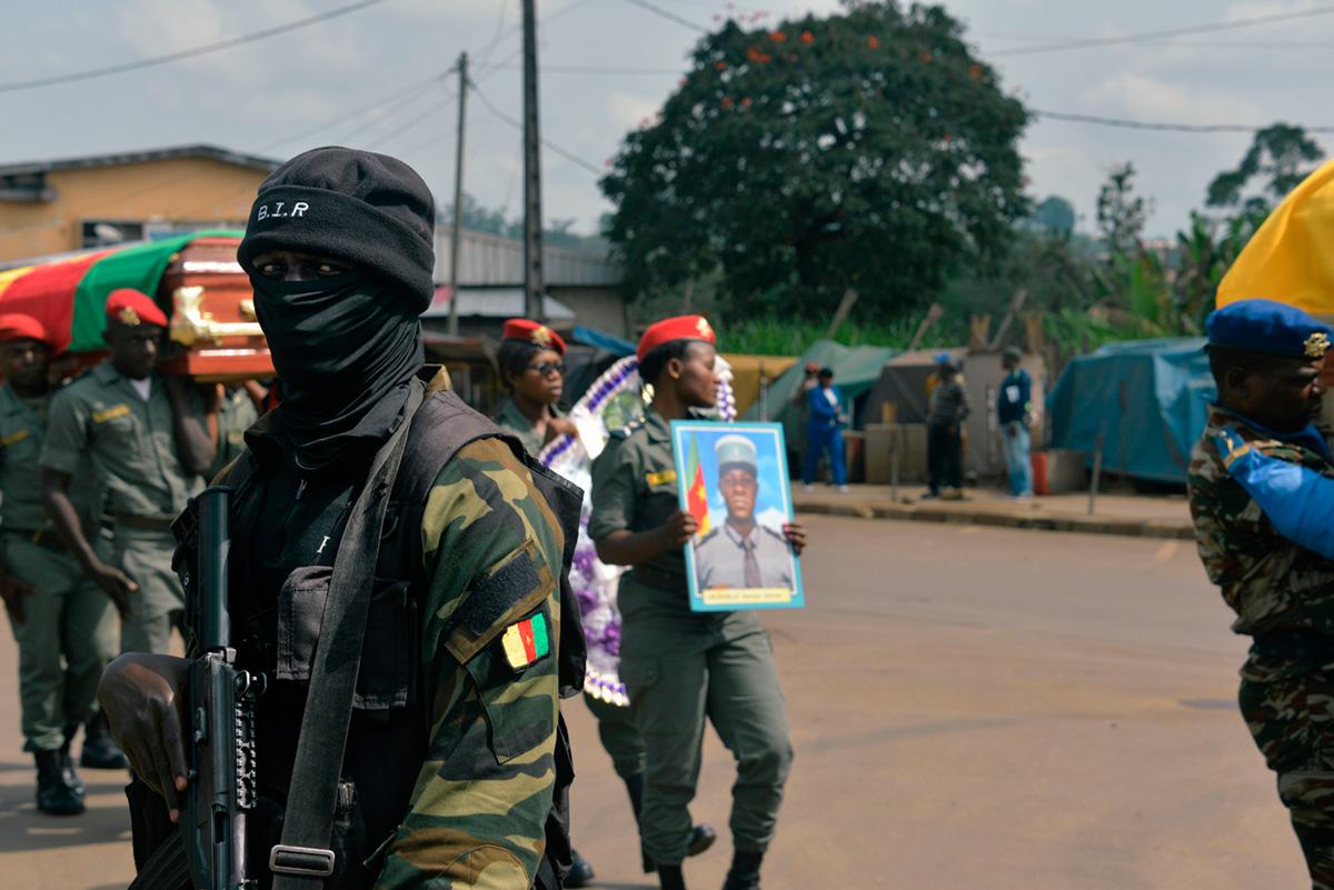 Camerún: revuelta de las regiones anglófonas
