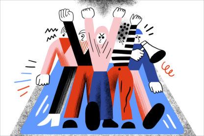 activismo mundo árabe