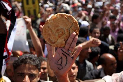 revolución árabe