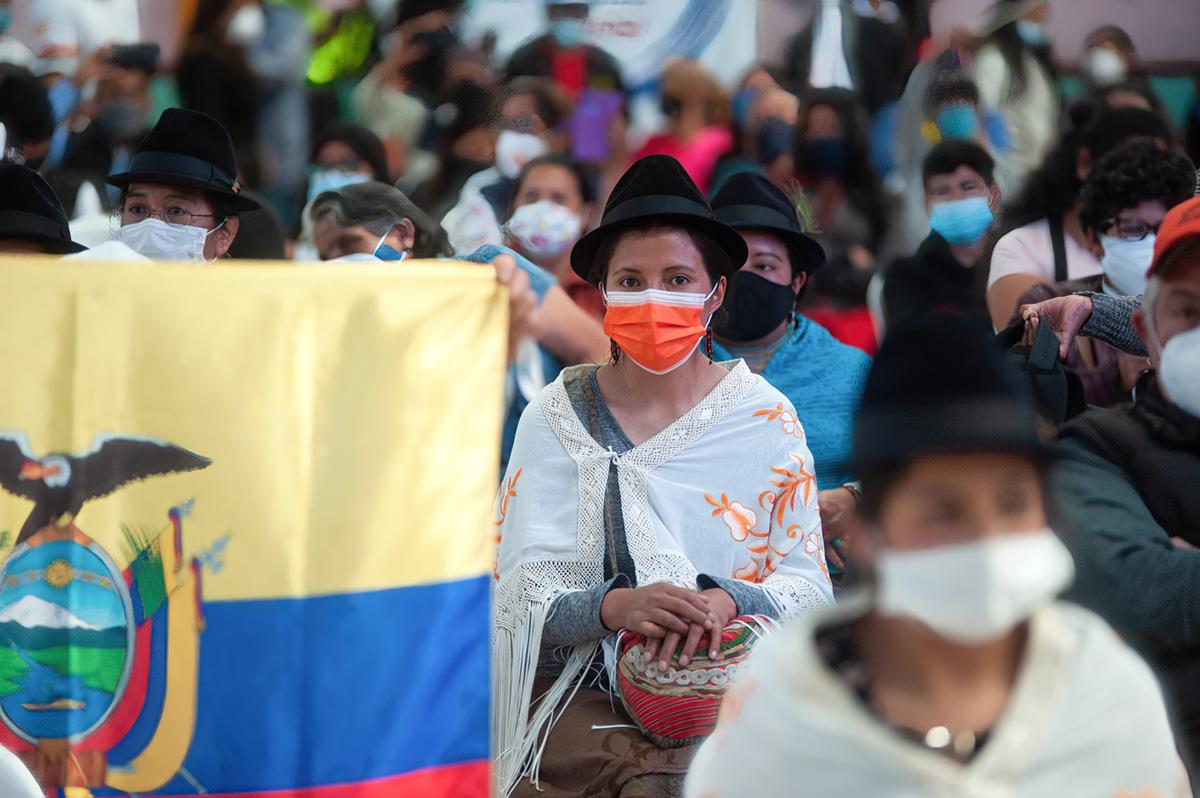 El Estado, ausente en las elecciones de Ecuador