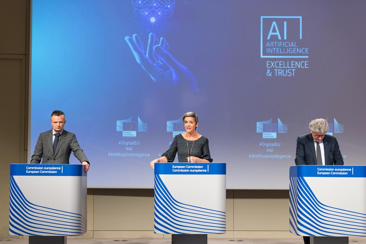 Europa y la inteligencia artificial. ¿Es demasiado tarde?
