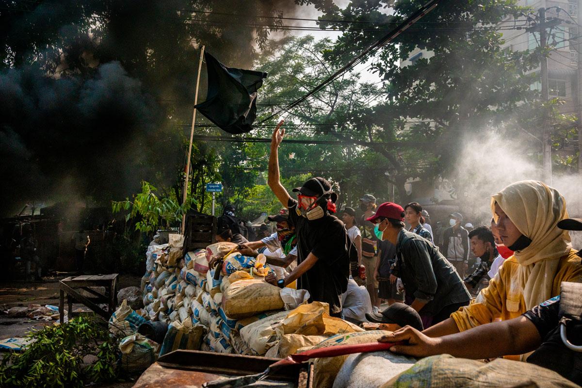 Las repercusiones globales del golpe en Myanmar