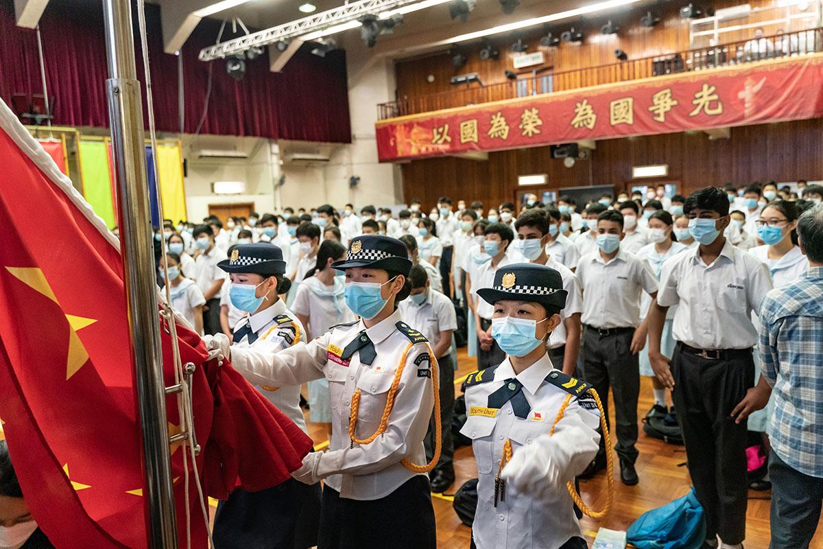 Pekín impone el patriotismo en Hong Kong