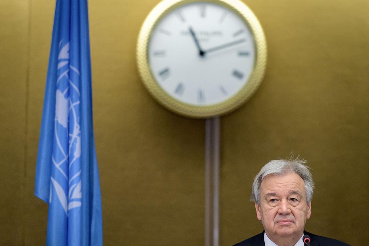 La cautelosa diplomacia de crisis del secretario general de la ONU