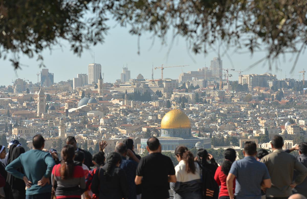 Volver del precipicio: una propuesta israelo-palestina para Jerusalén