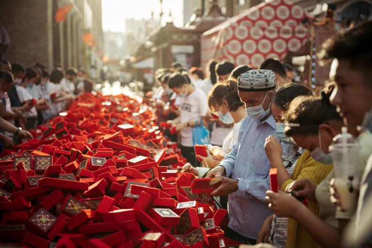 multiculturalismo china
