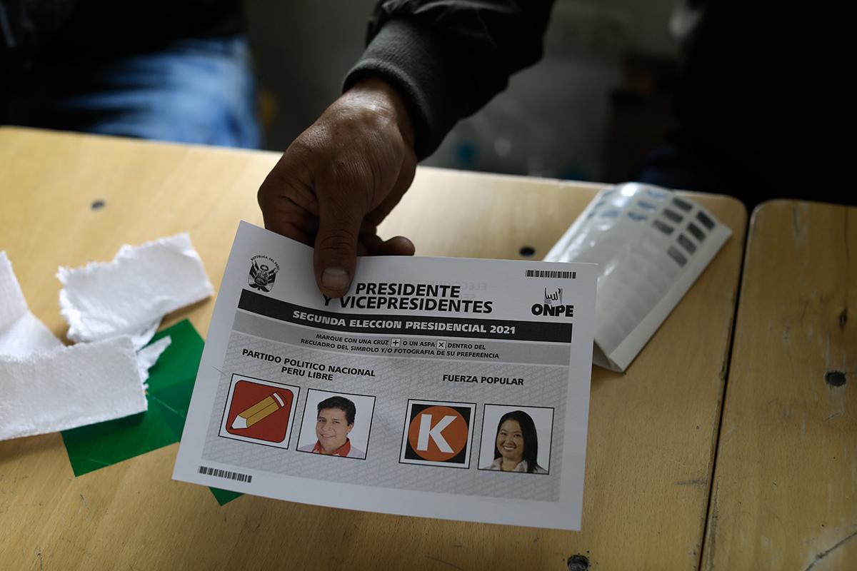 Perú, un presidente en busca de legitimidad
