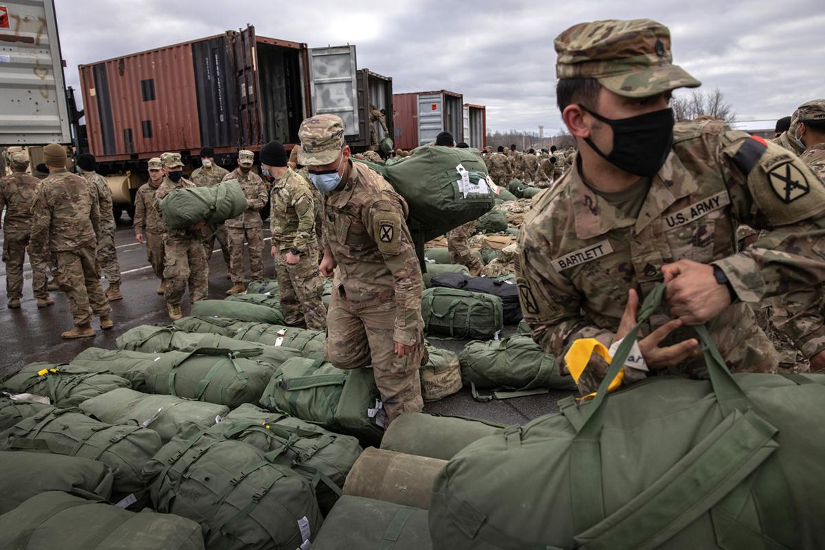 Agenda Exterior: Intervenciones militares