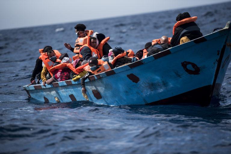 migracion libia
