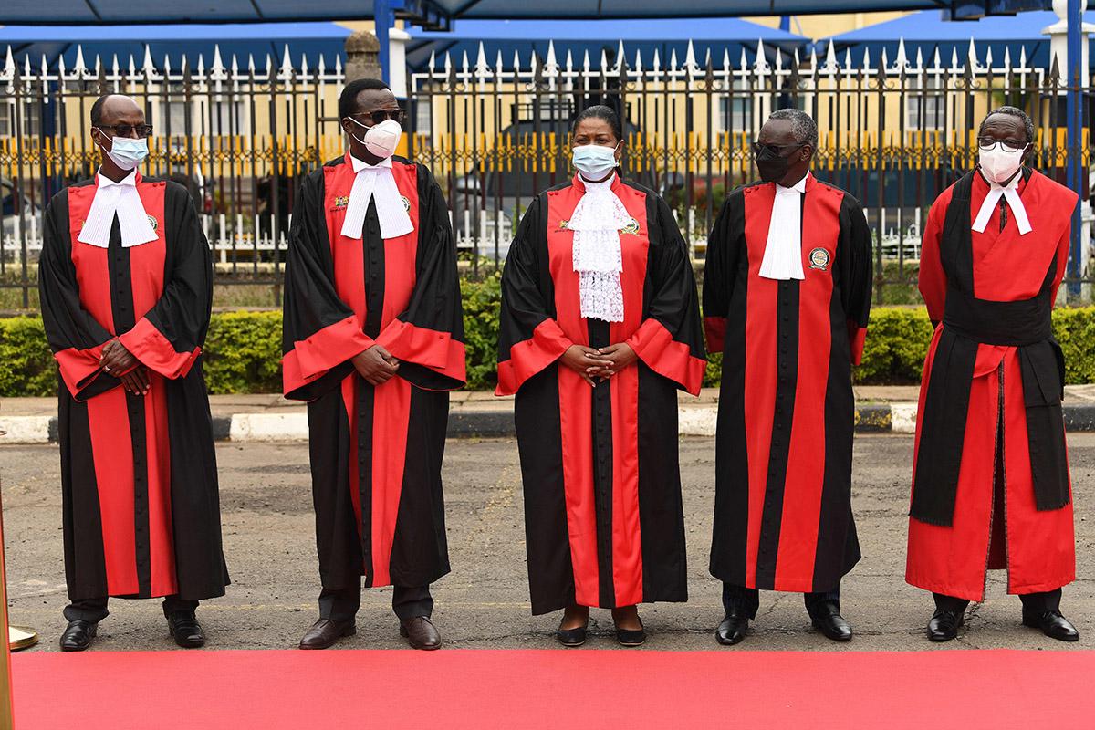 Justicia y defensa de la democracia en África subsahariana