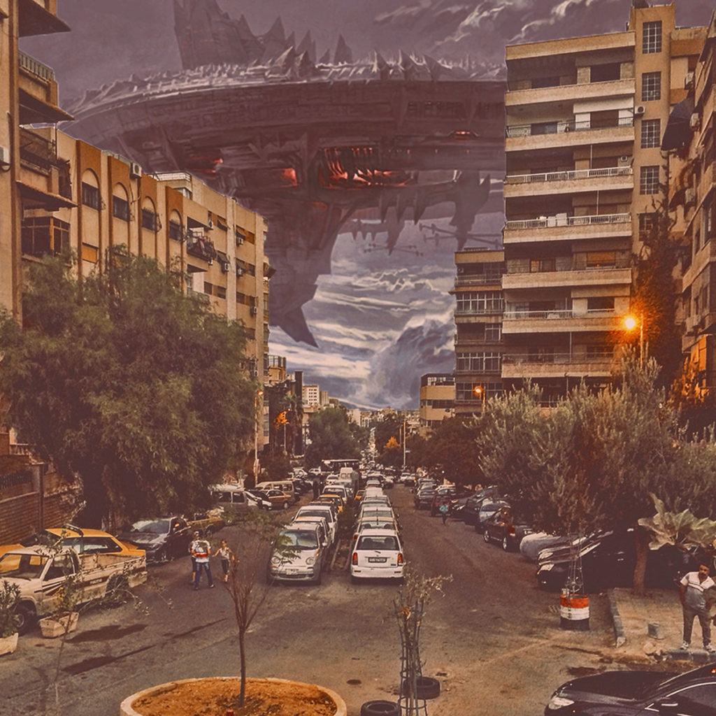 ciencia ficción árabe