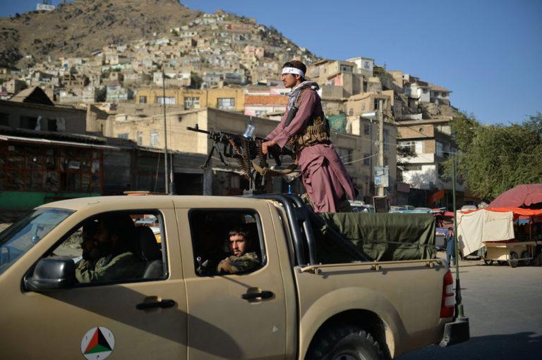 taliban diplomacia