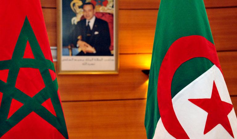 marruecos argelia