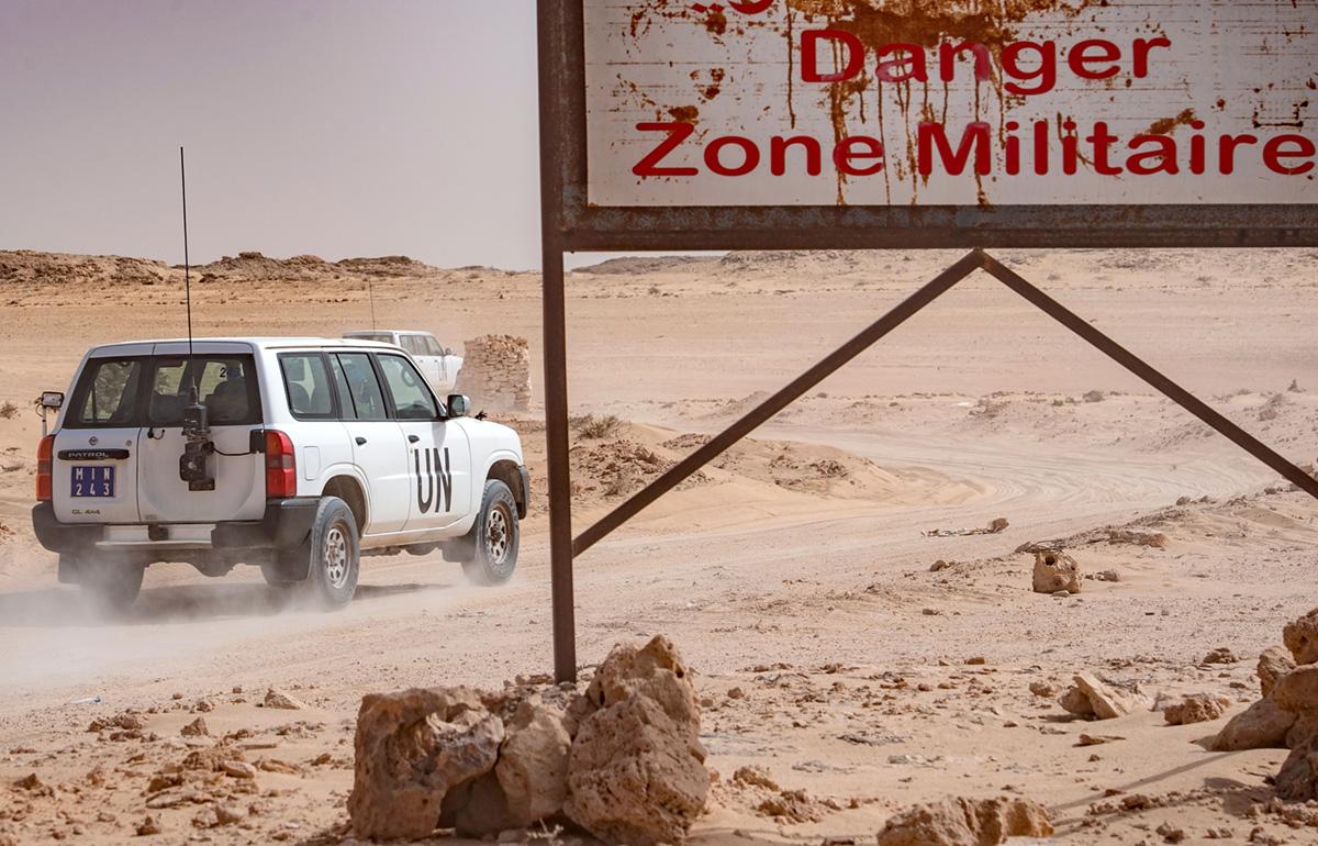 Agenda Exterior: Sáhara Occidental