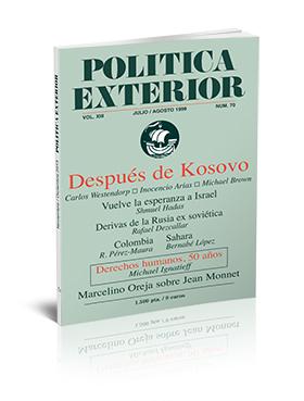 El sahara espa a y marruecos pol tica exterior for Politica exterior de espana