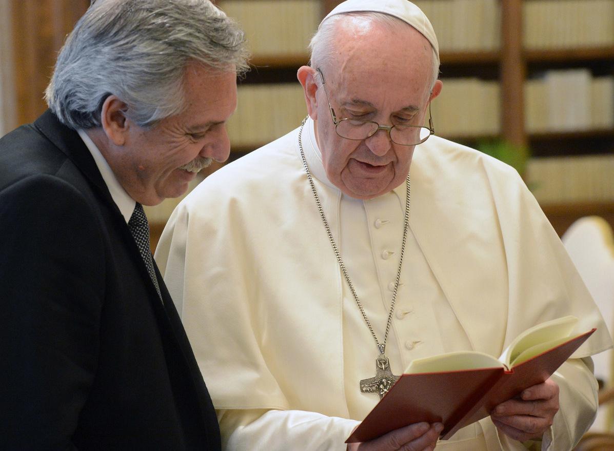 Francisco y todos los caminos que conducen a Roma