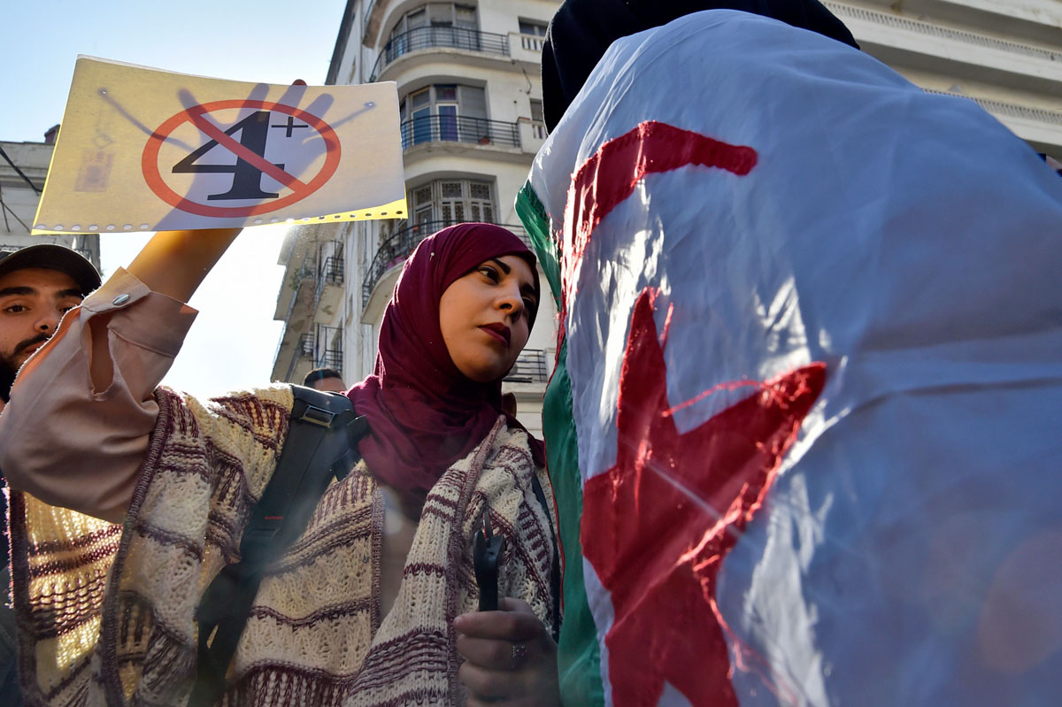Agenda Exterior: Argelia