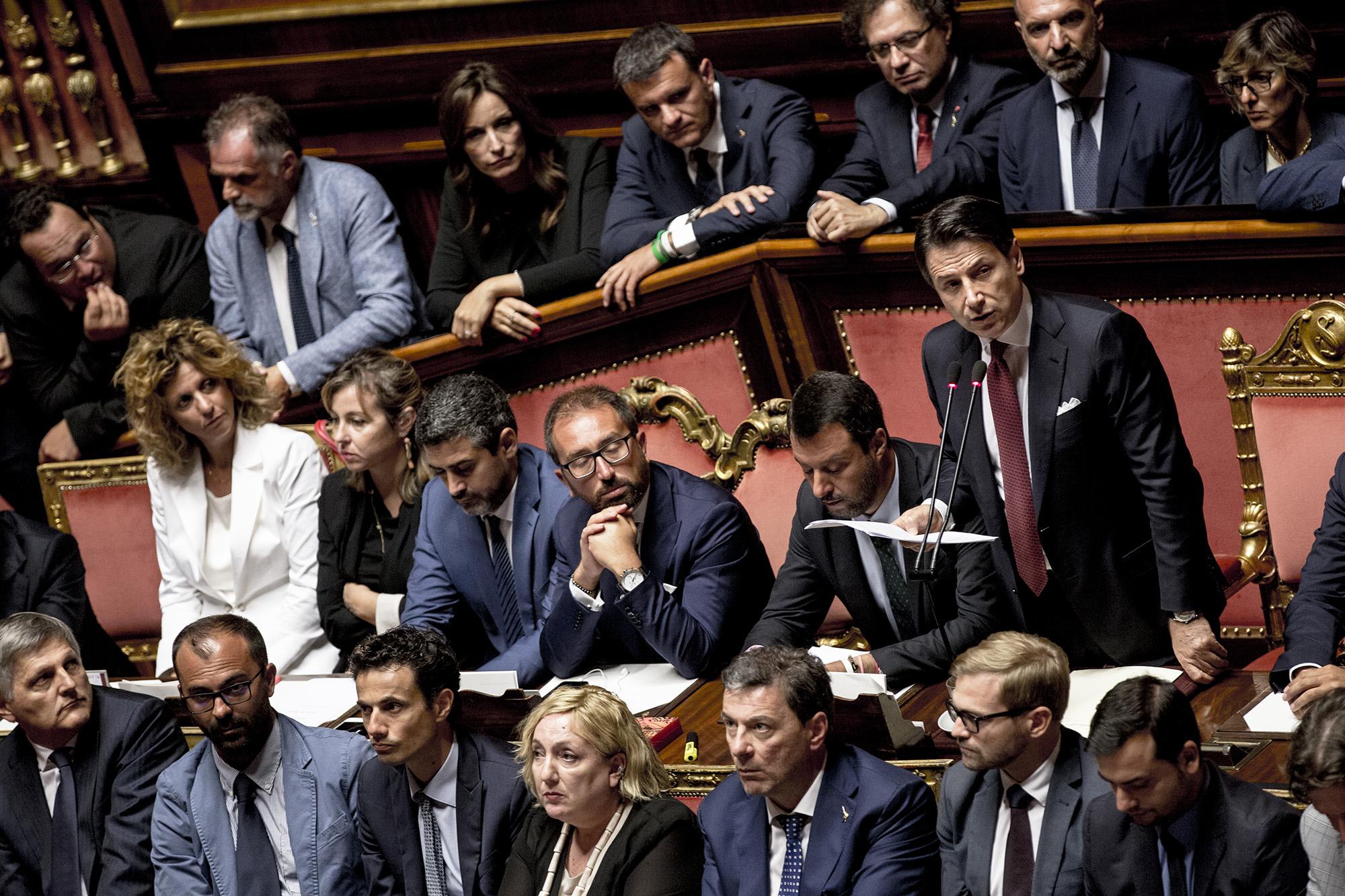 Italia: ¿Empieza una nueva fase política?