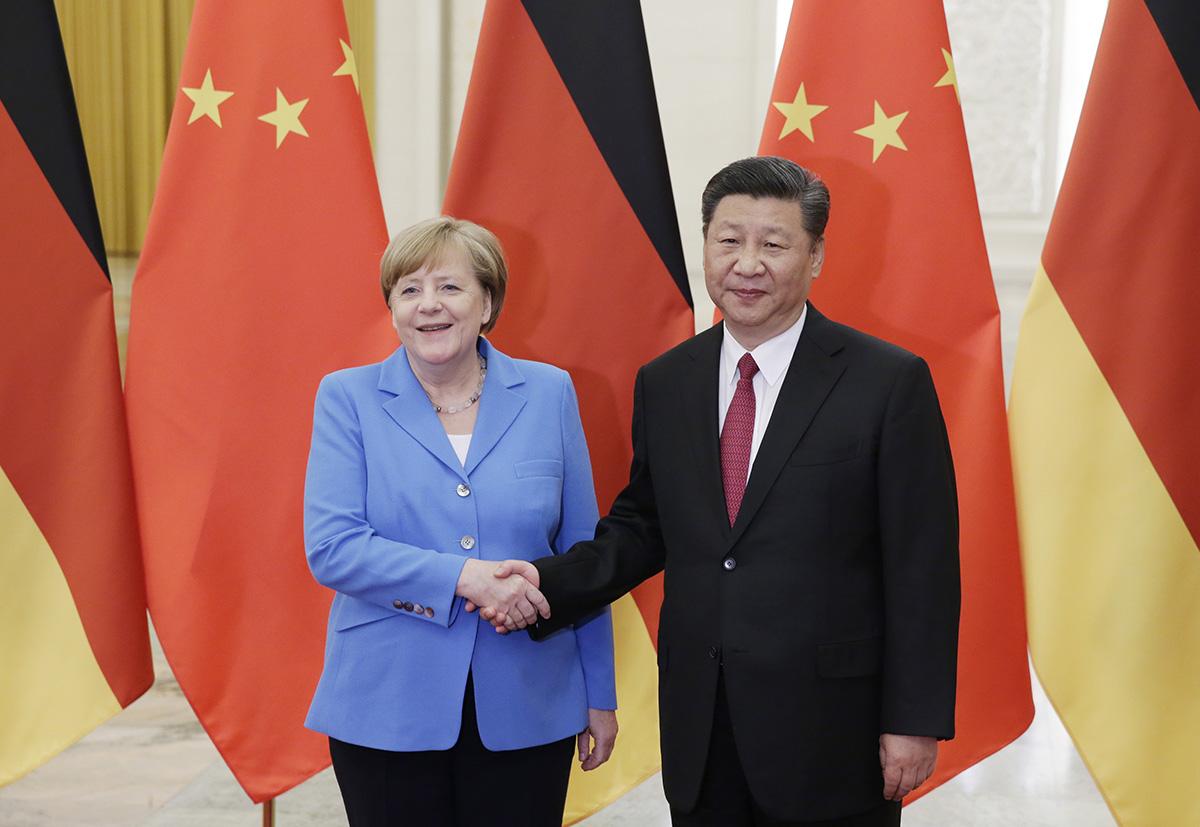 La zona gris estratégica de Alemania con China