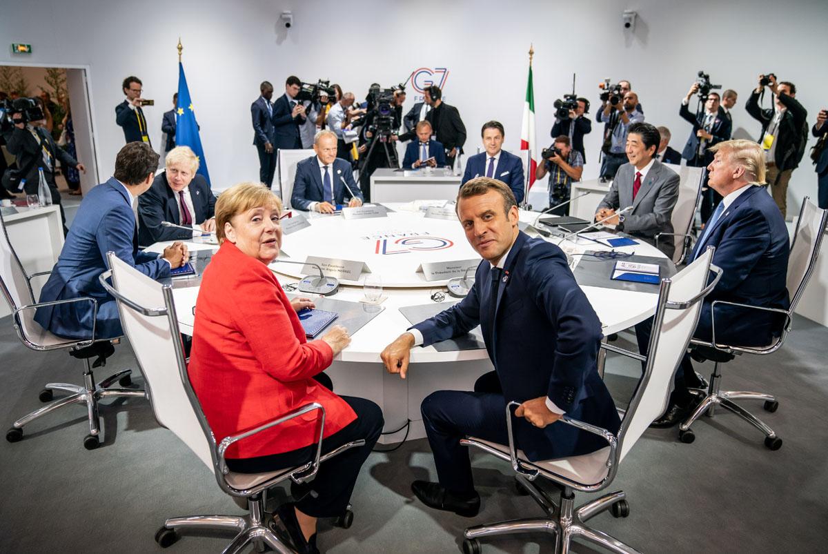 Es hora de una Europa geopolítica