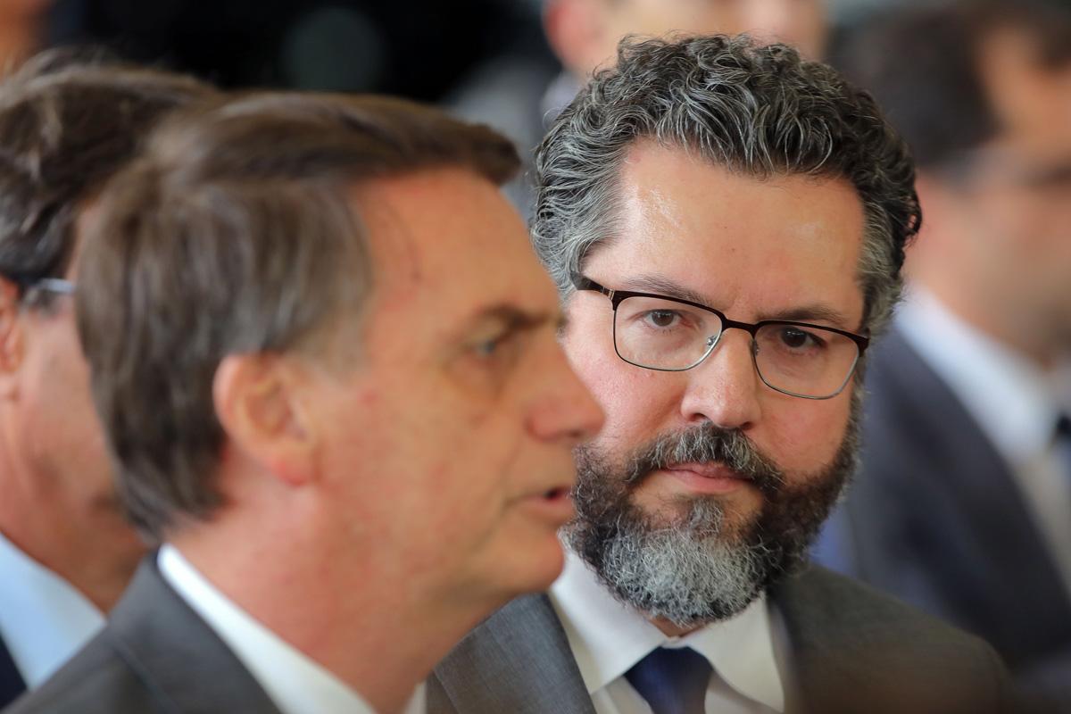 La diplomacia insolente de Bolsonaro