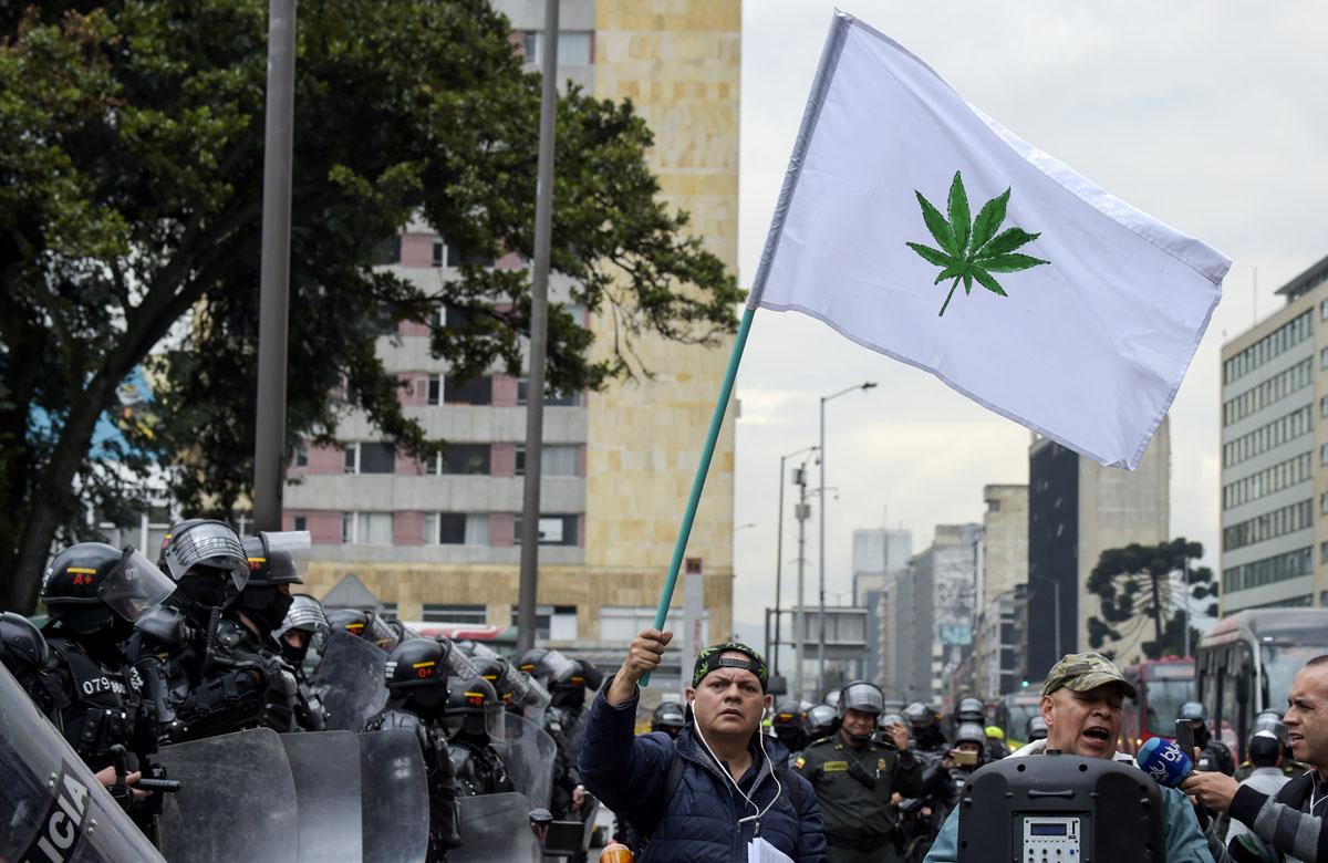 Colombia y el uso recreativo de la marihuana