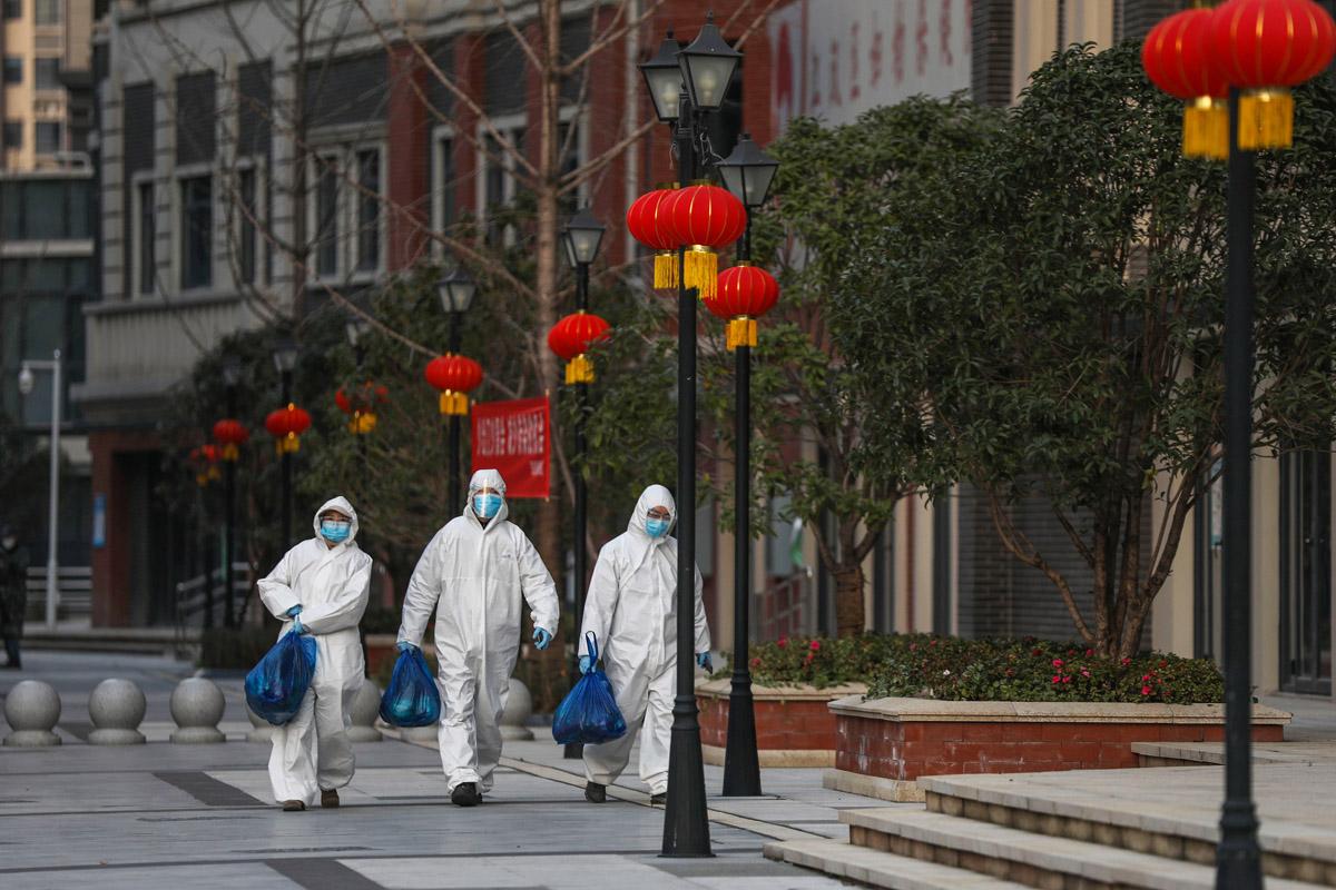 Coronavirus o el peso de China en la economía global