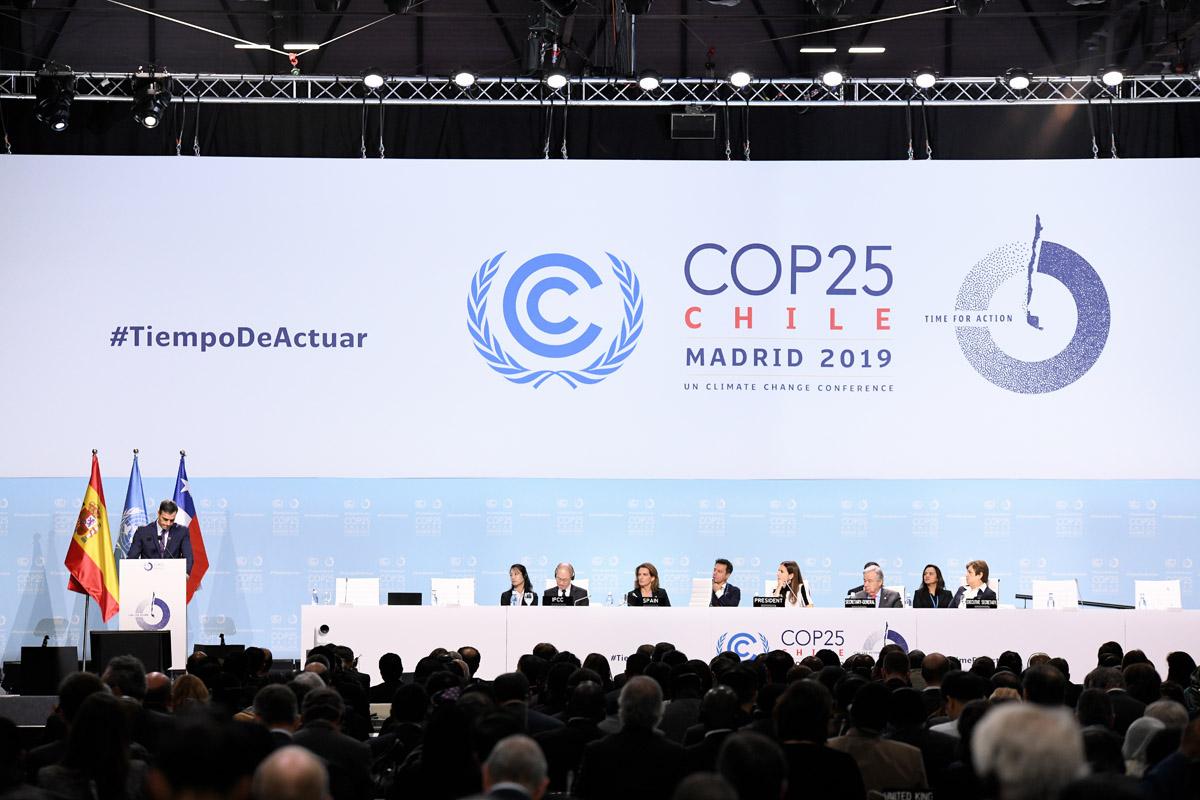 Agenda Exterior: cambio climático y desigualdad