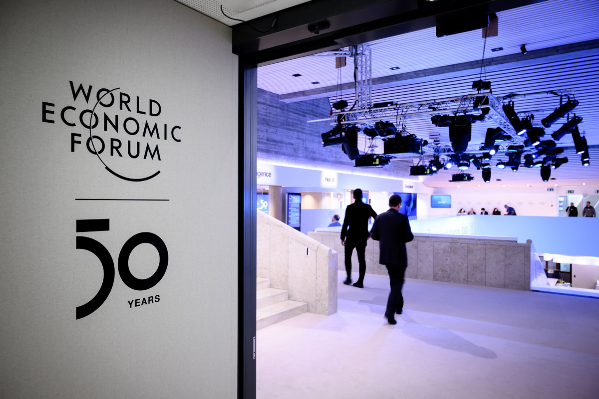 Agenda Exterior: Davos 2020